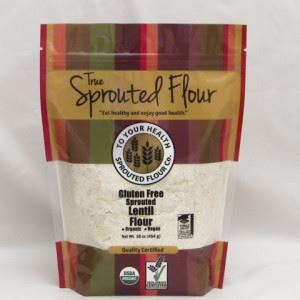 Picture of TYH Sprouted Lentil Flour