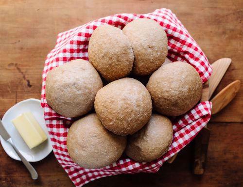 Picture of Bread SRSLY Sourdough SANDWICH ROLLS  (4 pack) - Gluten Free