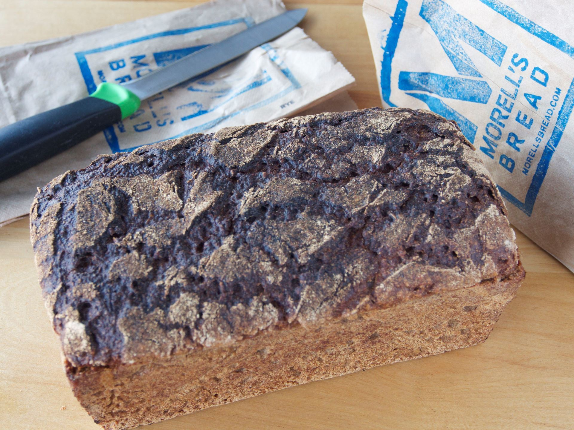 Picture of Morell's Bread Rye