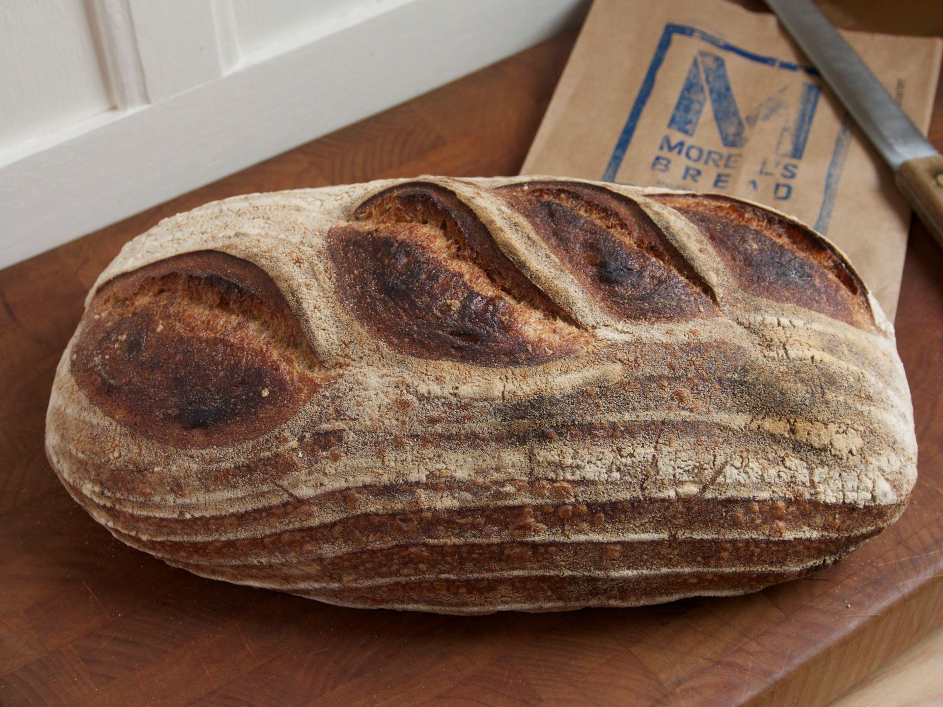 Picture of Morell's Bread Country Batard