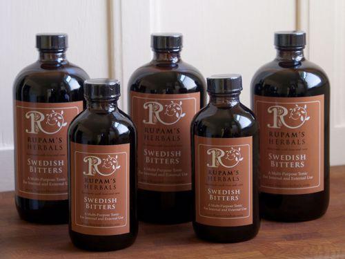 Picture of Rupam's Herbals Swedish Bitters 8 oz.