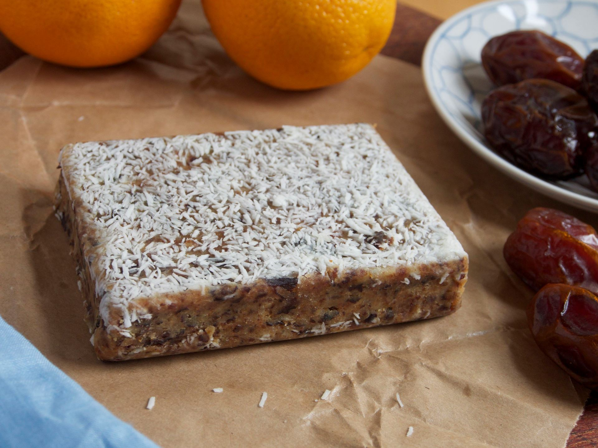 Picture of Transit Bar (Coconut Date Bar with Dried Plums)
