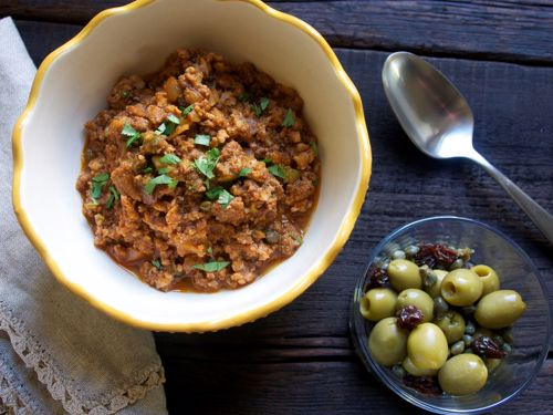 Picture of Picadillo - Meaty Pint