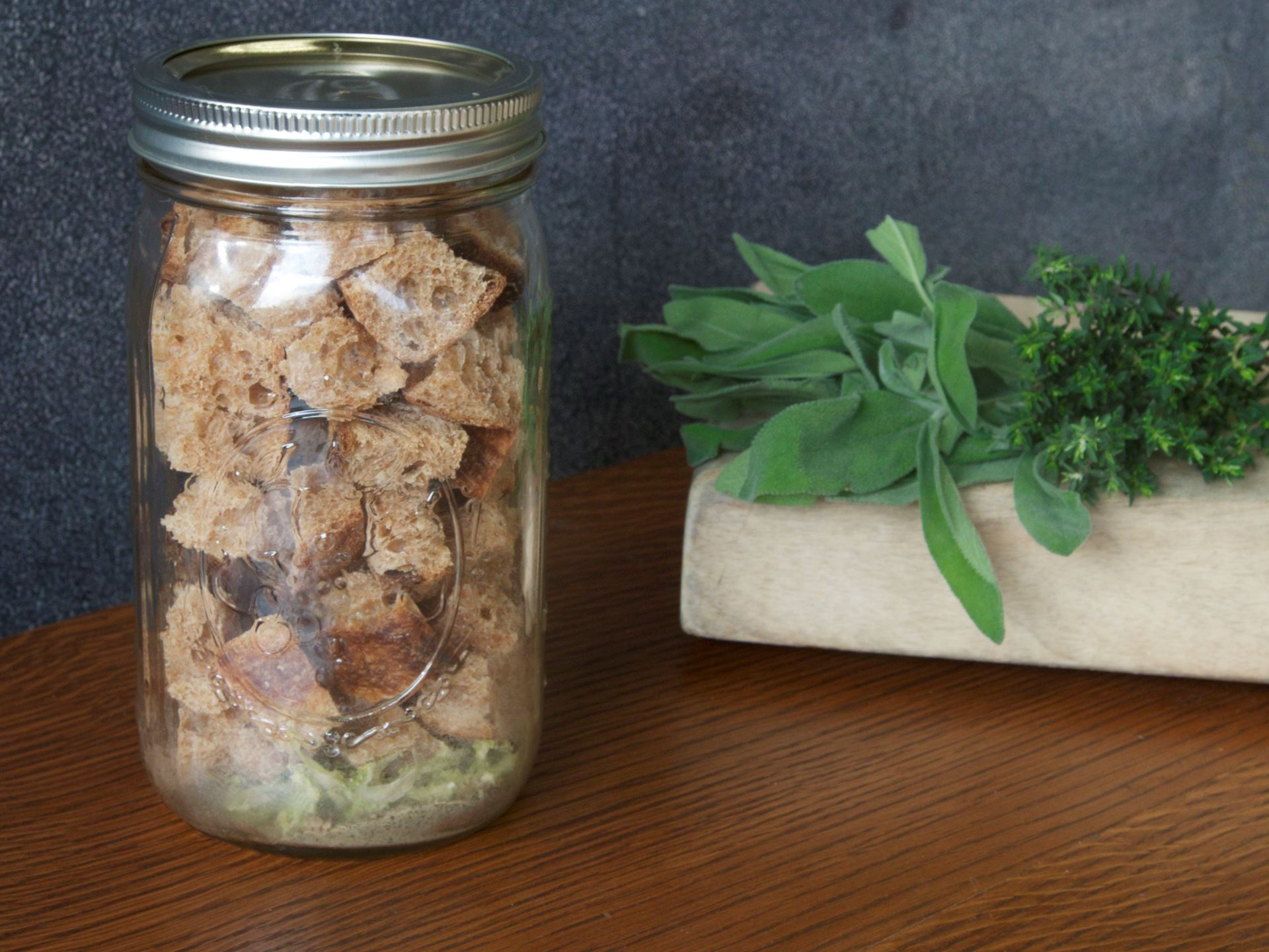 Picture of Gluten-Free Sourdough Stuffing Mix