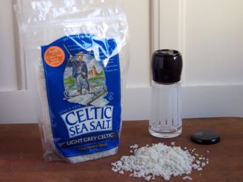 Picture of Celtic Sea Salt - Coarse (16 oz. bag)