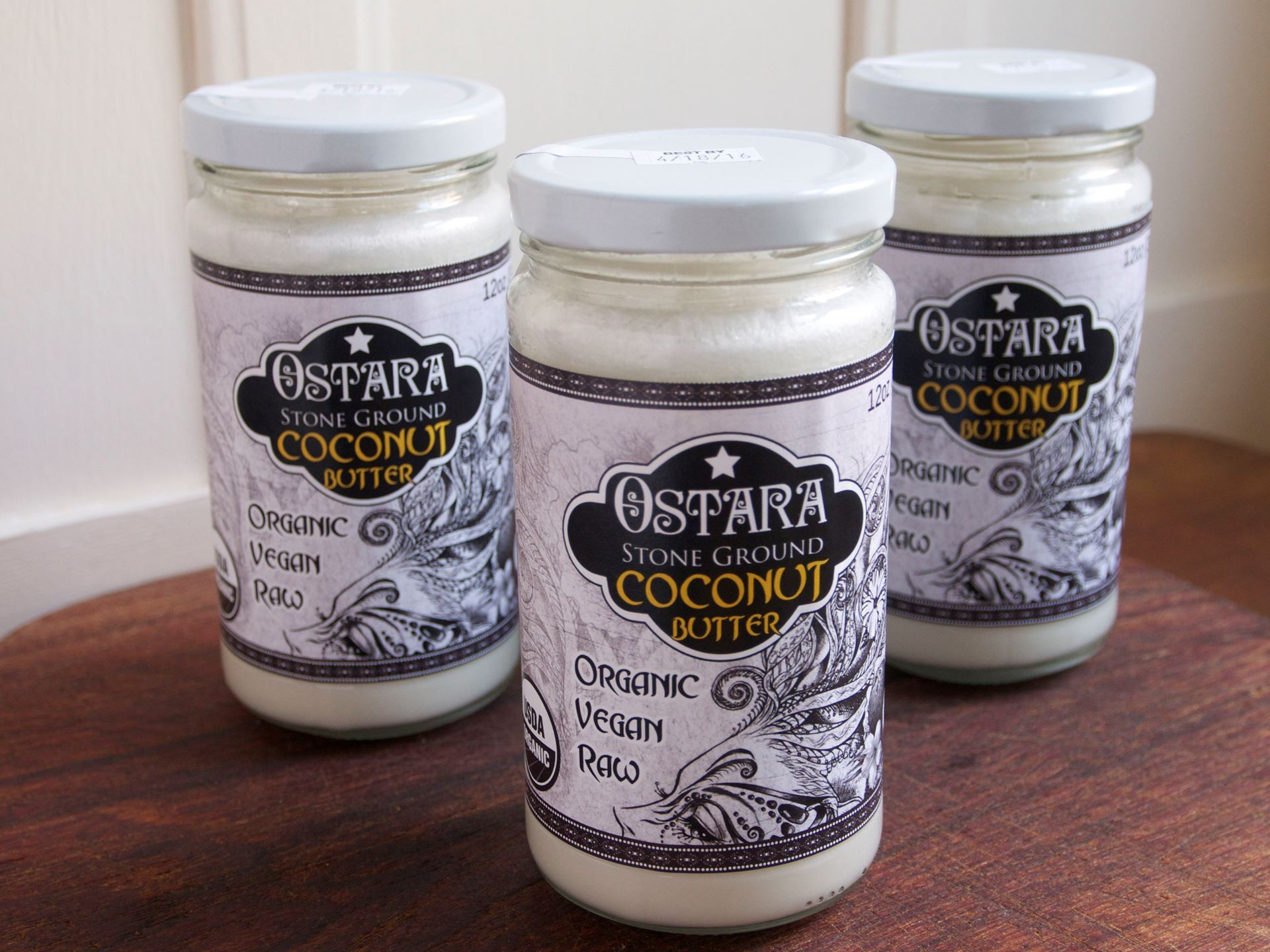 Picture of Ostara Stone Ground Coconut Butter