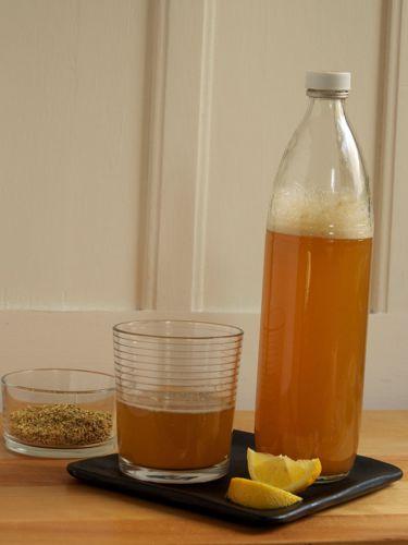 Picture of Lemon Elderflower Jun