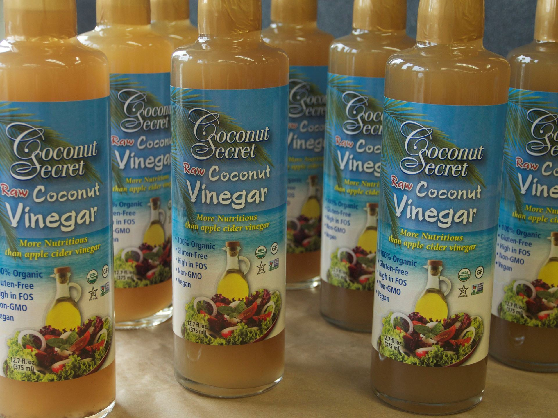 Picture of Coconut Secret Coconut Vinegar