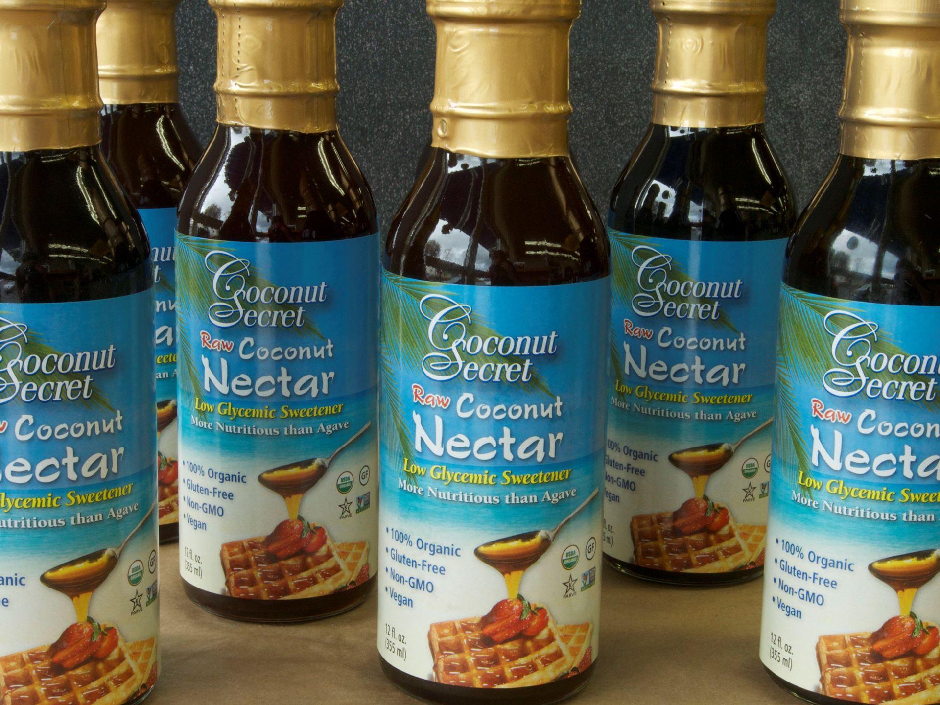 Picture of Coconut Secret Coconut Nectar
