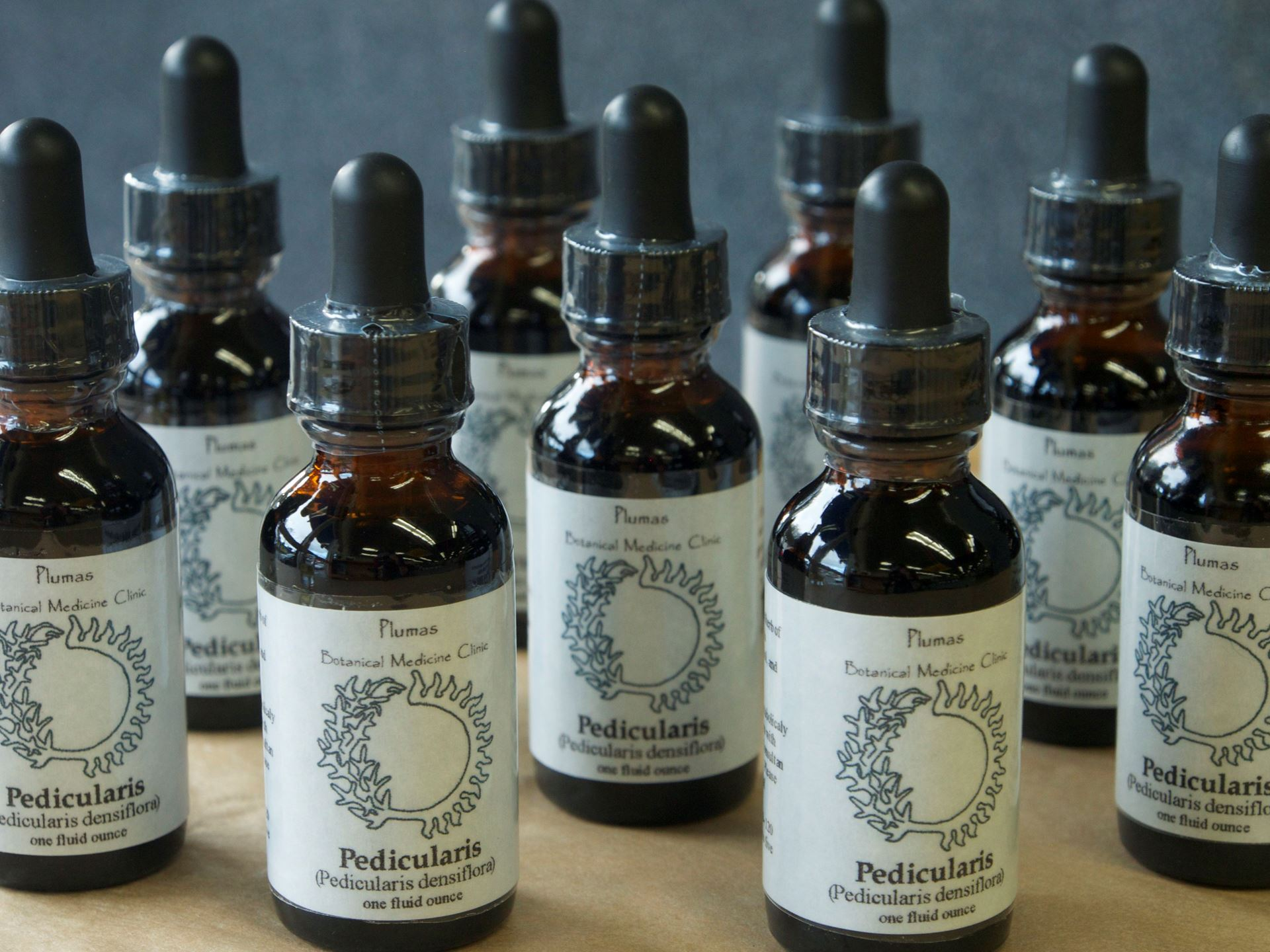 Picture of SFBMC Pedicularis 2 oz. (muscle relaxer)