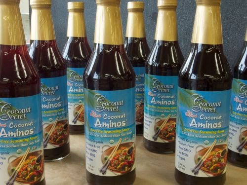 Picture of Coconut Secret Coconut Aminos 16 oz