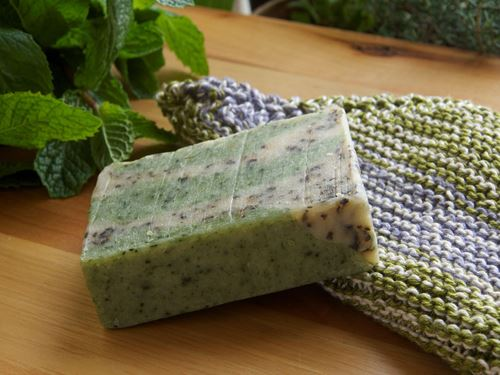 Picture of TSH Peppermint Tallow Soap
