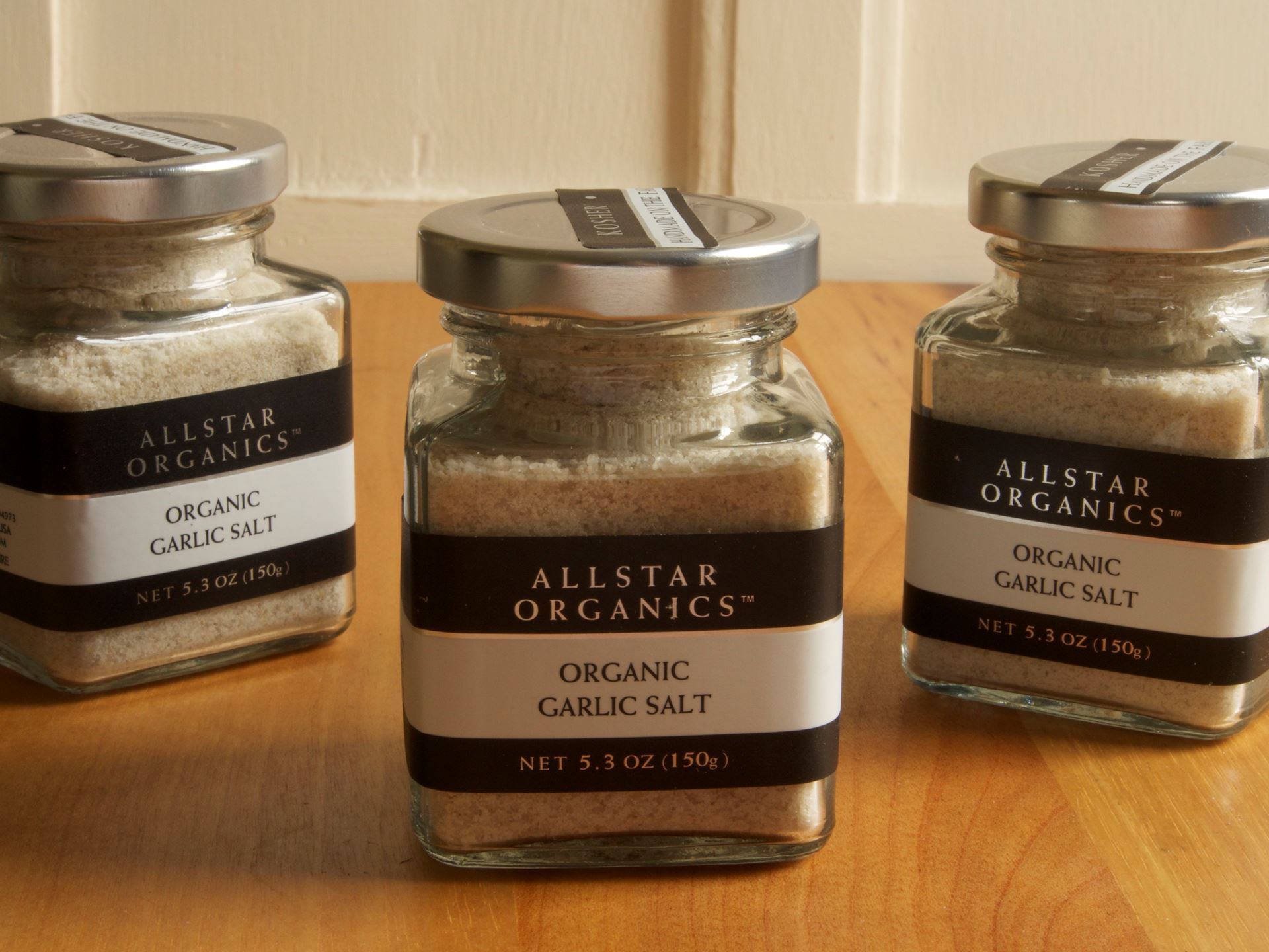 Picture of Allstar Organics Garlic Salt