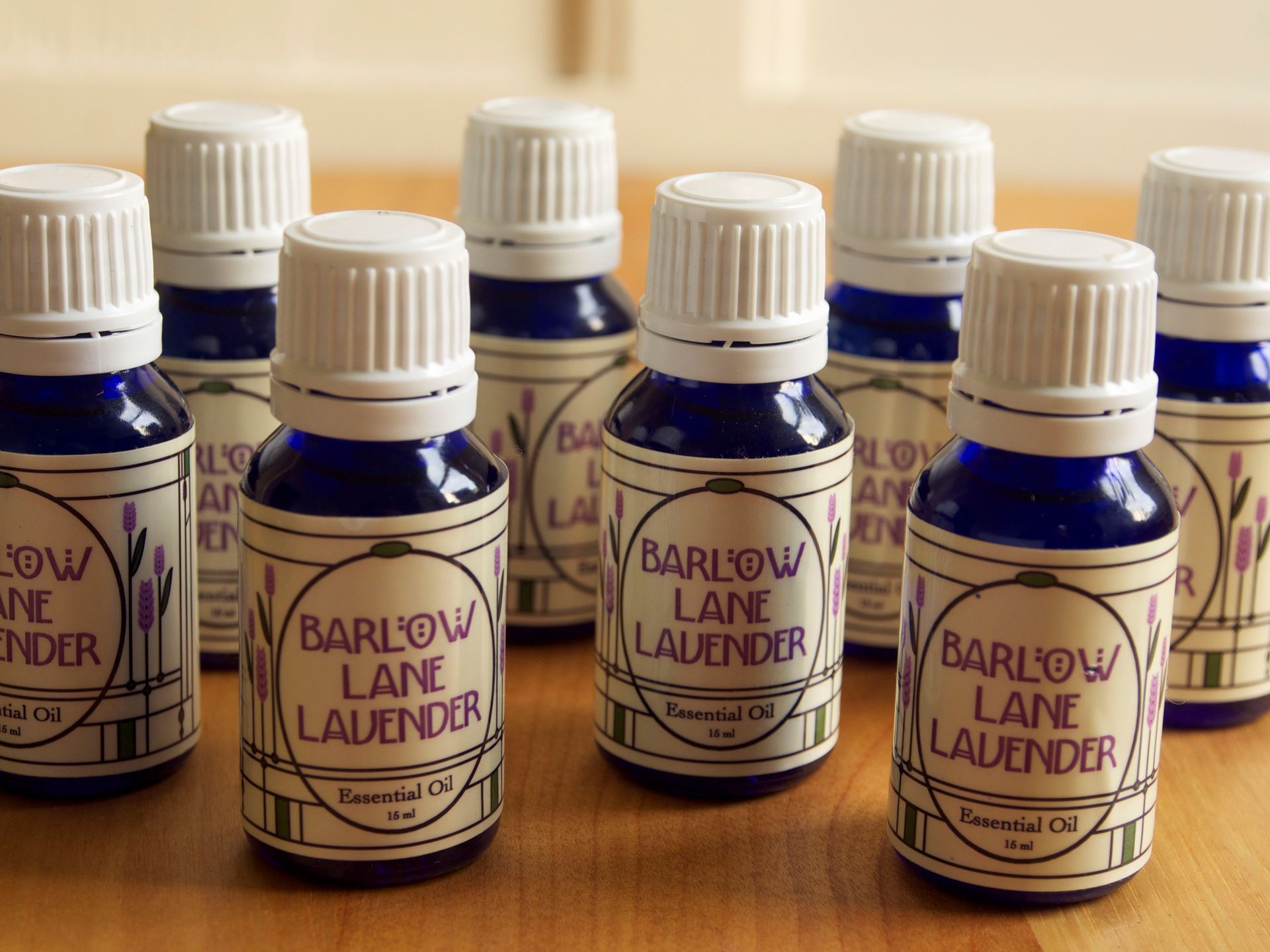 Picture of Barlow Lane Lavender Oil 15 ml