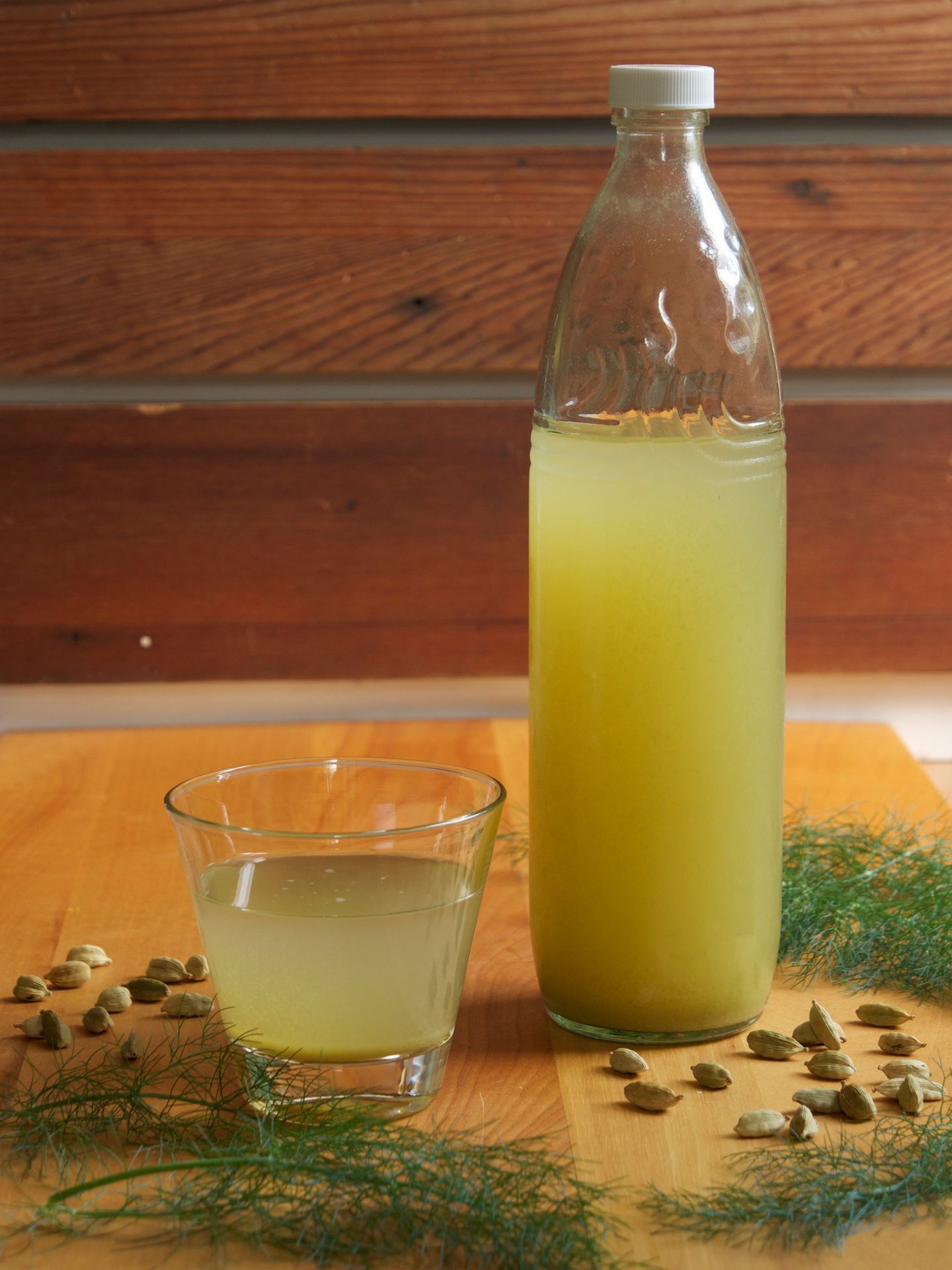 Picture of Fennel Cardamom Kombucha