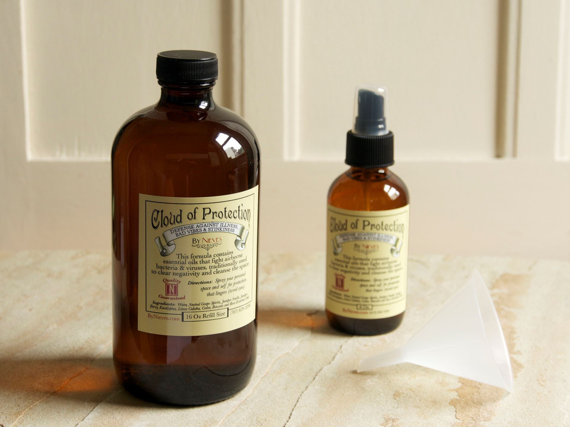 Picture of By Nieves Cloud of Protection  16 oz. Refill