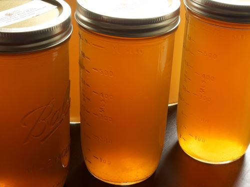 Picture of Grassfed Beef Bone Broth 22 oz.