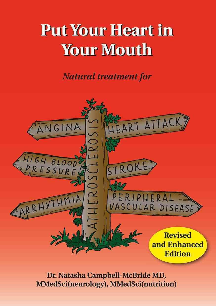 Picture of Book: Put Your Heart in Your Mouth