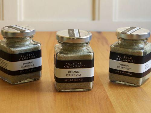 Picture of Allstar Organics Celery Salt