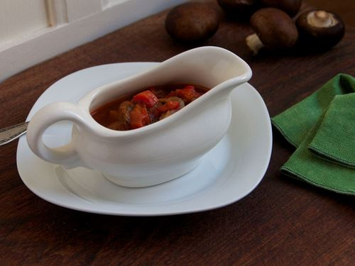 Picture of Frozen -- Cacciatore Sauce with Mushrooms