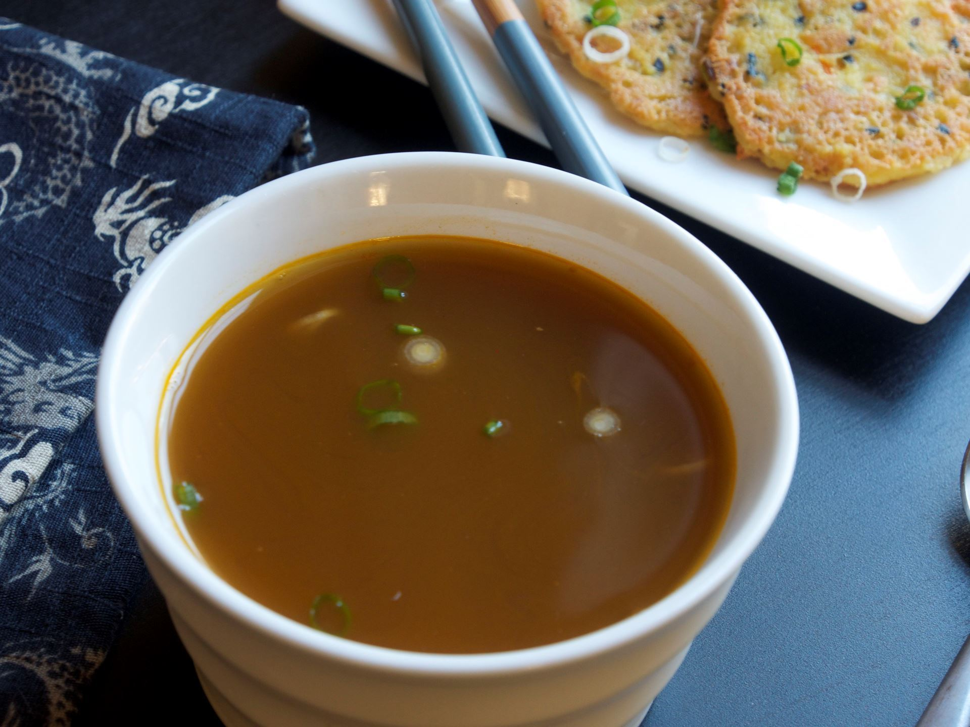 Picture of Frozen -- Far East Broth Infused with Shiitakes and Chrysanthemum