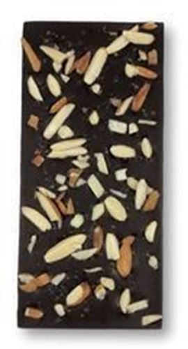 Picture of Coracao Chocolate 2 oz. Sea Salt Almond Bar