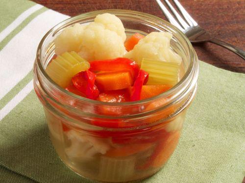 Picture of Giardiniera (Italian Pickled Vegetables)