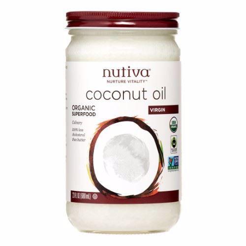 Picture of Nutiva Virgin Coconut Oil 23 oz