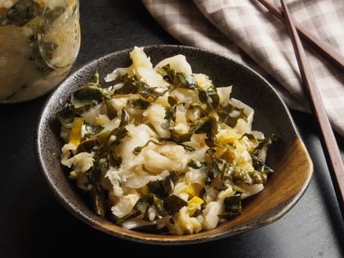 Picture of White Spring Kimchi (nightshade-free)