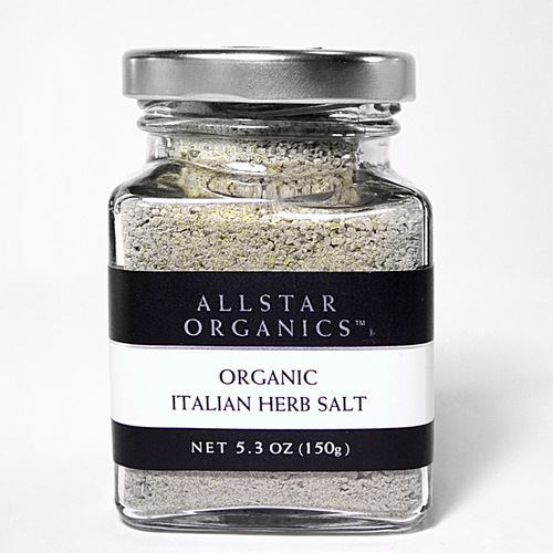 Picture of Allstar Organics Italian Seasoning Salt