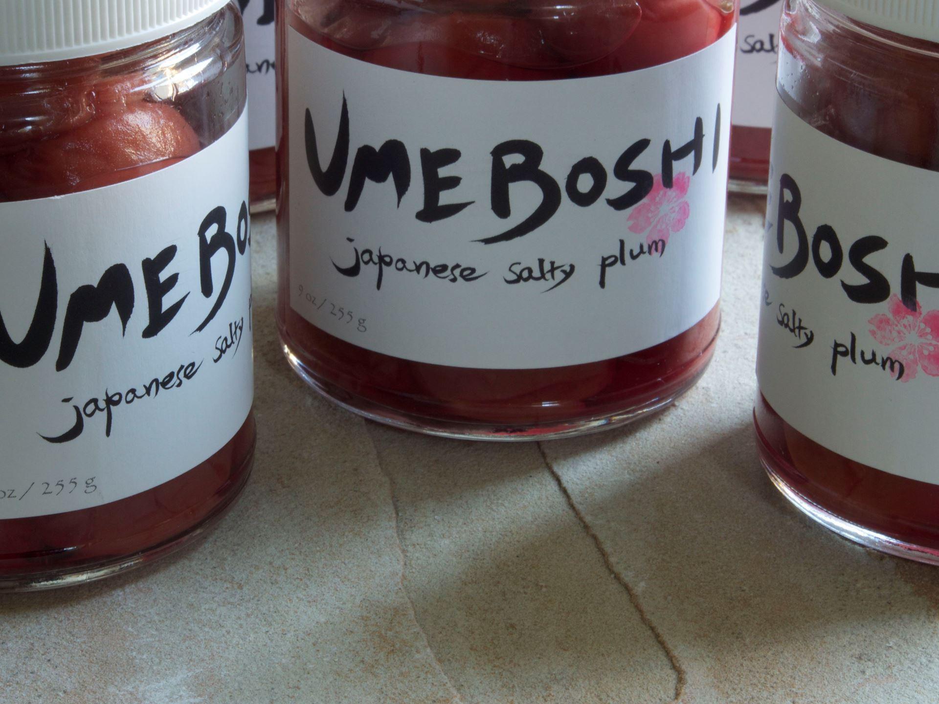 Picture of Yume Boshi Umeboshi Salty Plums 4.5 oz