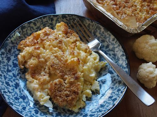 Picture of Frozen -- Cauli-roni and Cheese (Vegetarian)