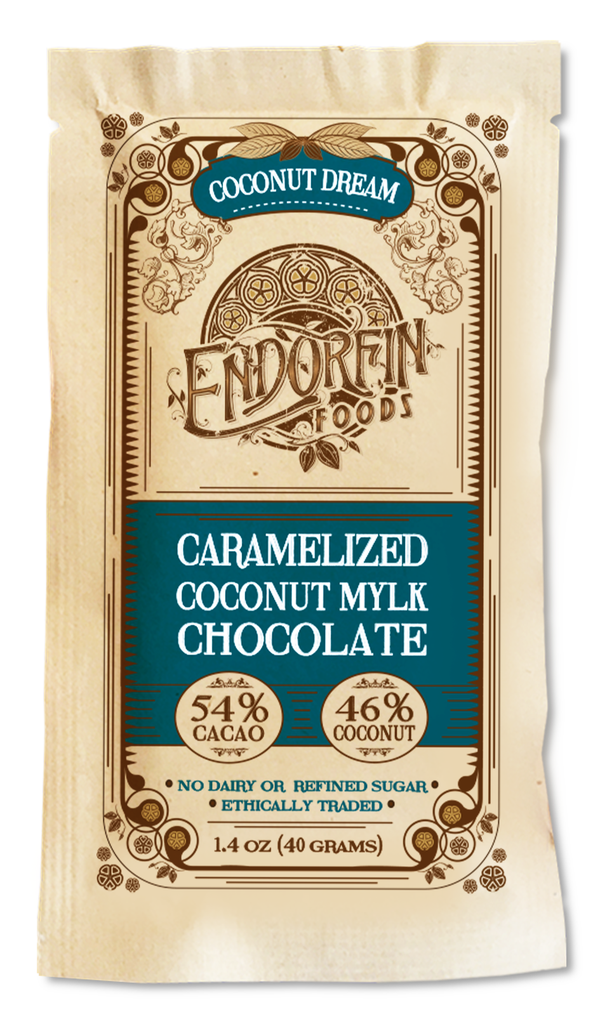 Picture of Endorfin Coconut Cream Chocolate Bar