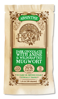 Picture of Endorfin Absinthe Chocolate Bar