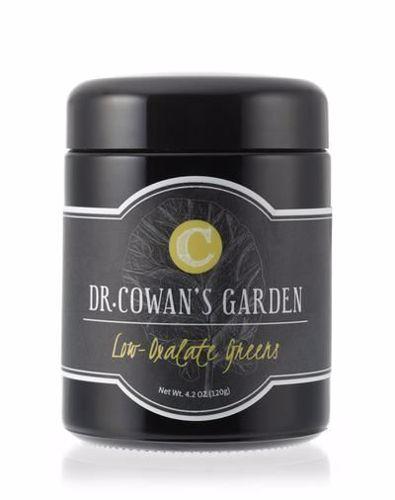 Picture of Dr. Cowan's Garden Low Oxalate Blend Jar