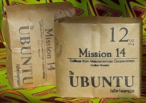 Picture of Ubuntu Coffee Mission 14 Beans