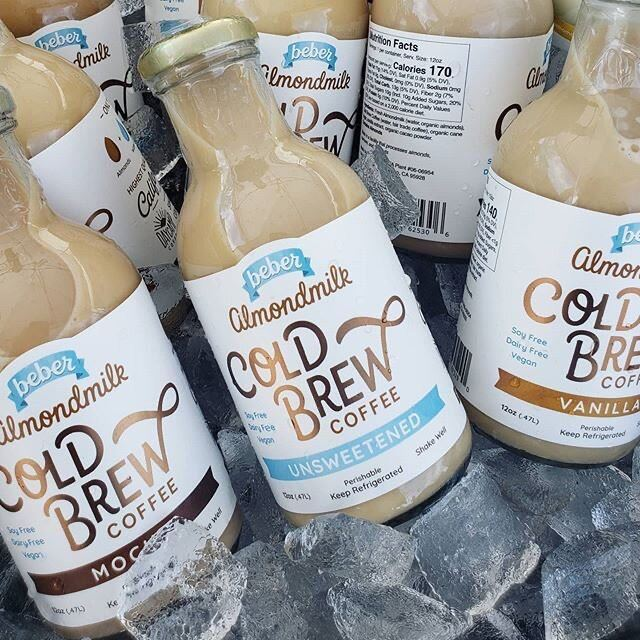 Picture of Beber Cold Brew Coffee (Unsweetened)