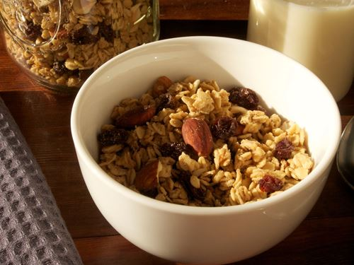 Picture of Granola with Almonds and Raisins - BAG