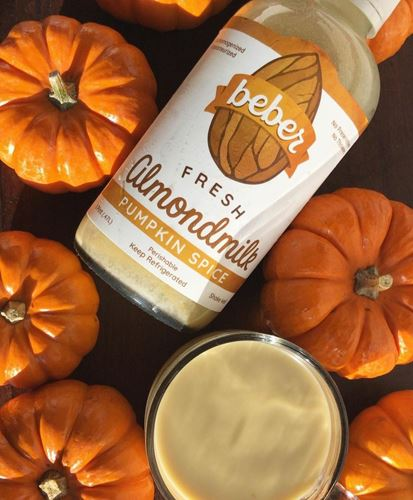 Picture of Beber Pumpkin Spice Almond Milk (Seasonal Flavor)