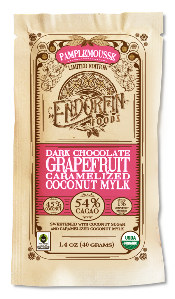 Picture of Endorfin PAMPLEMOUSSE Chocolate Bar -Special Edition