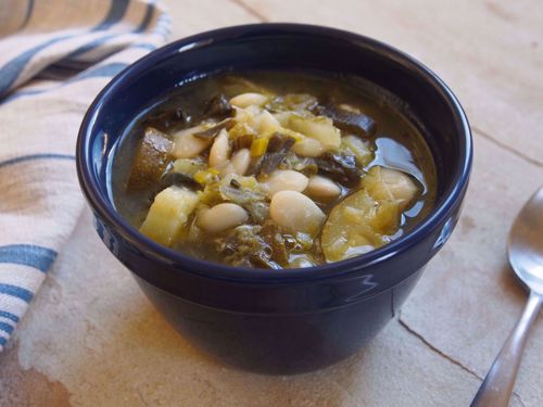 Picture of Frozen -- Country Vegetable Soup - PINT